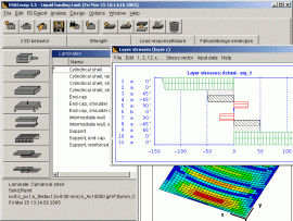 CompMechLab.ru ESAComp software interface