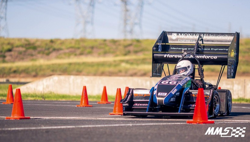 Monash Motorsport won its sixth consecutive FSAE-Australasia title