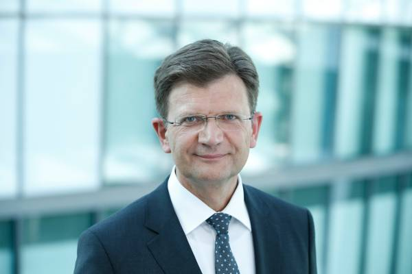 Klaus Fröhlich, Member of the Board of Management of BMW AG, Development