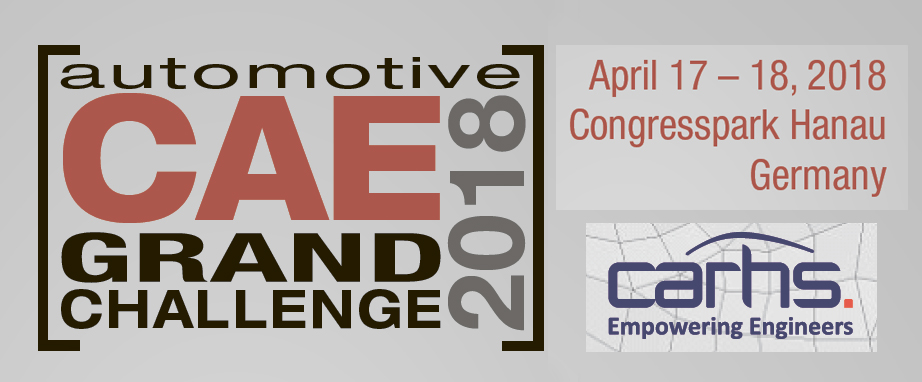 Automotive CAE Grand Challenge 2018