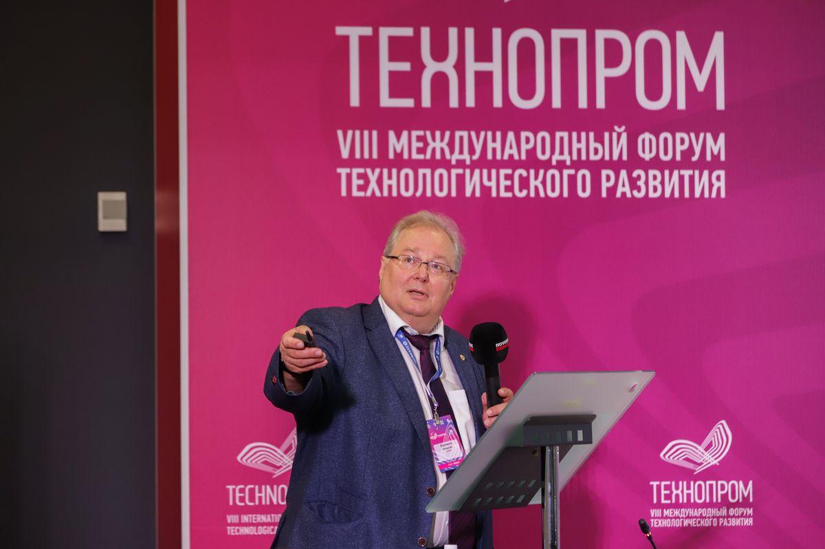 Технопром-2021: Алексей Боровков рассказал о перспективах развития аддитивных технологий