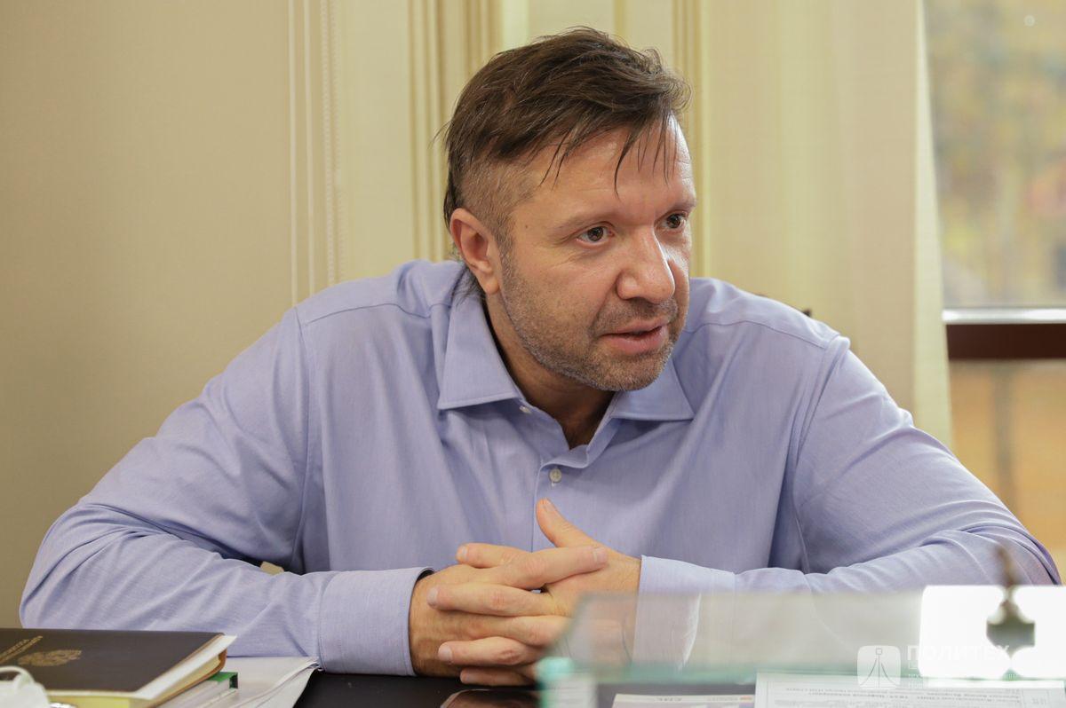 08 - Центр НТИ СПбПУ с рабочим визитом посетил генеральный директор НПО «Центротех» Илья Кавелашвили